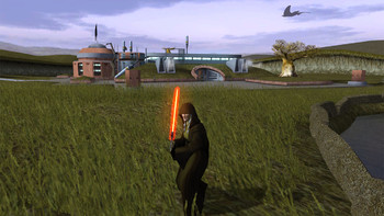 Screenshot1 - Star Wars: Knights of the Old Republic II (Mac)