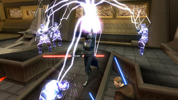 Screenshot2 - Star Wars: Knights of the Old Republic II (Mac)