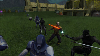 Screenshot8 - Star Wars: Knights of the Old Republic II (Mac)