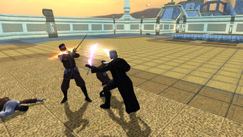Screenshot3 - Star Wars: Knights of the Old Republic II (Mac)