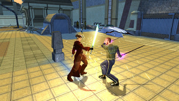 Screenshot4 - Star Wars: Knights of the Old Republic II (Mac)