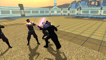 Screenshot6 - Star Wars: Knights of the Old Republic II (Mac)