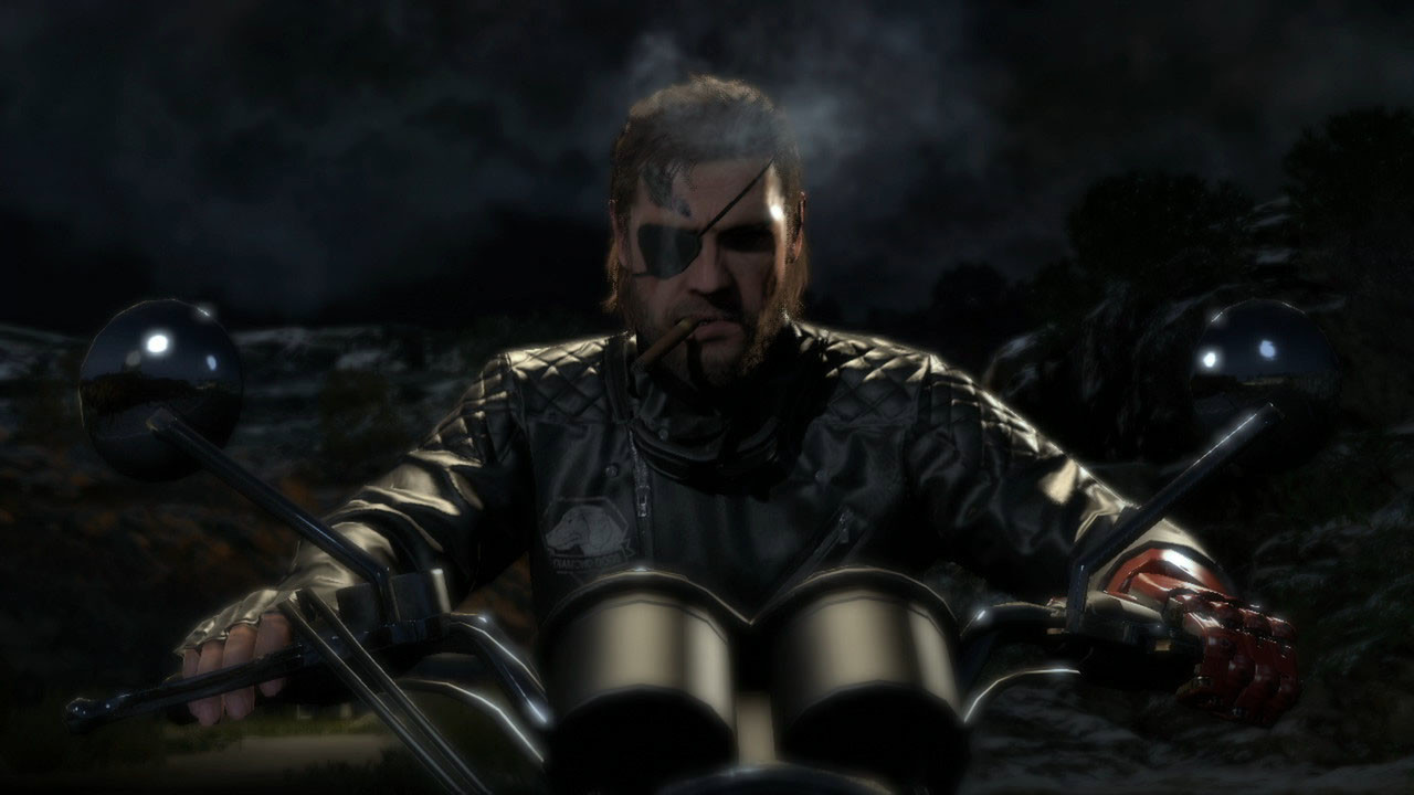 metal gear solid essay Between endless essays,  i anticipated no game more than metal gear solid 2:  egm review: metal gear rising: revengeance.