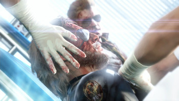 "Screenshot6 - Metal Gear Online Expansion Pack ""CLOAKED IN SILENCE"""