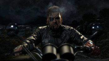 "Screenshot2 - Metal Gear Online Expansion Pack ""CLOAKED IN SILENCE"""