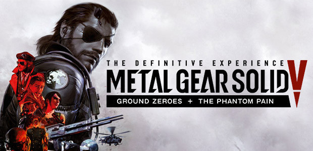 Metal Gear Solid V: The Definitive Experience - Cover / Packshot