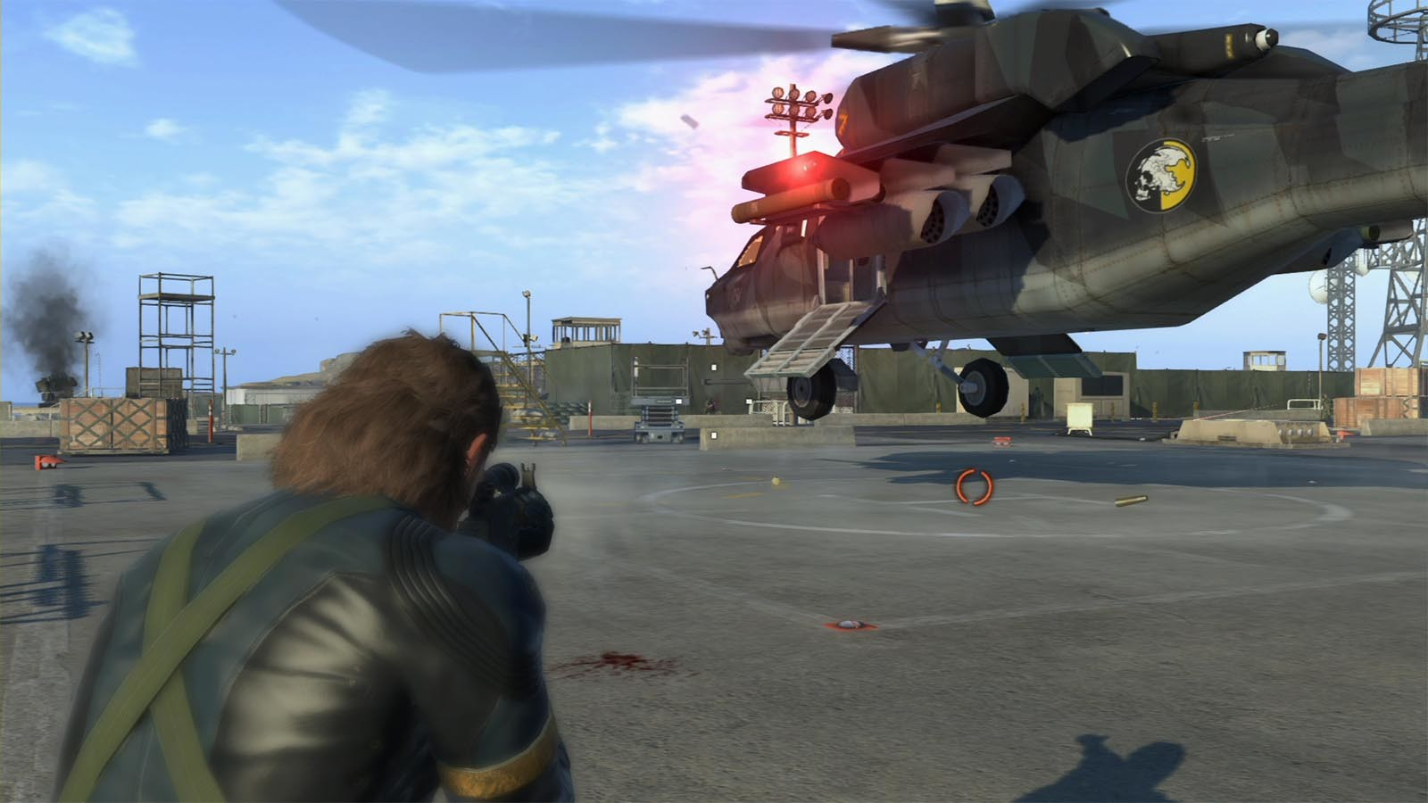 metal gear solid ground zeroes codex crack only