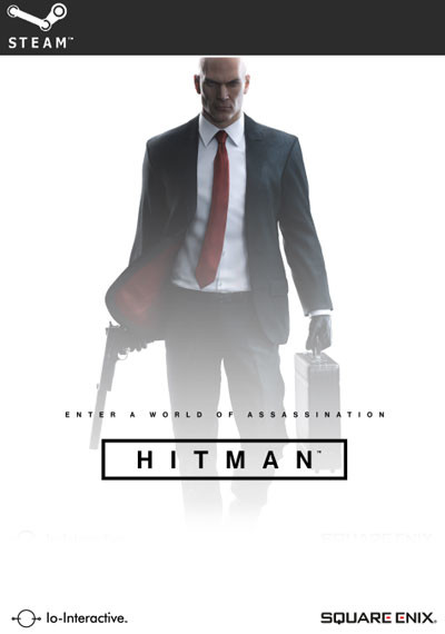 HITMAN: The Complete First Season - Cover