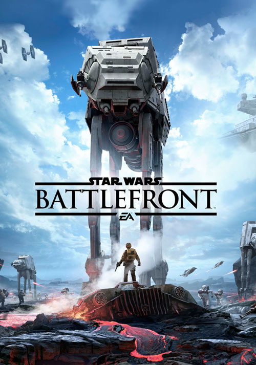 Star Wars Battlefront - Cover / Packshot