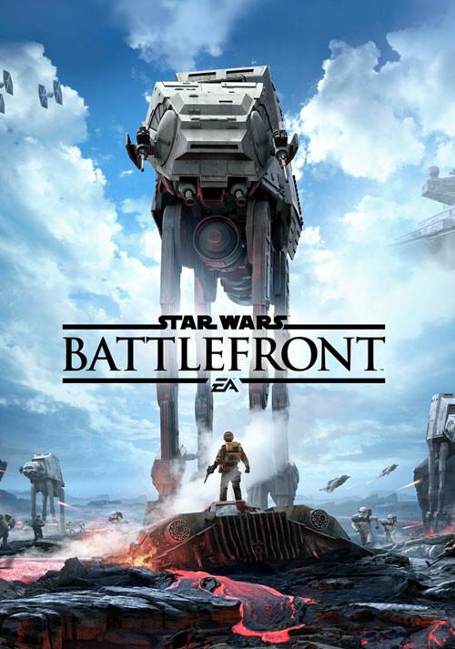 Star Wars Battlefront - Cover / Packshot