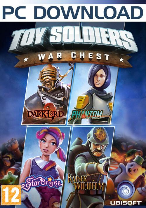 Toy Soldiers: War Chest - Packshot