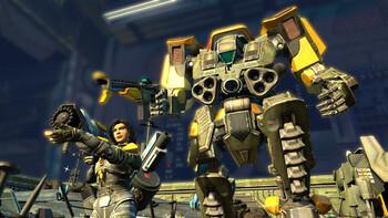Screenshot1 - Toy Soldiers: War Chest