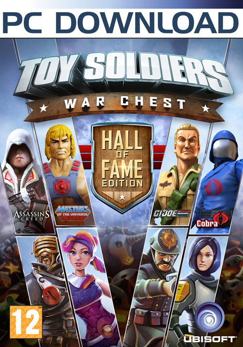 Toy Soldiers: War Chest – Hall of Fame Edition - Packshot