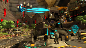 Screenshot2 - Toy Soldiers: War Chest – Hall of Fame Edition