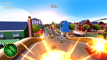 Screenshot1 - Coffin Dodgers