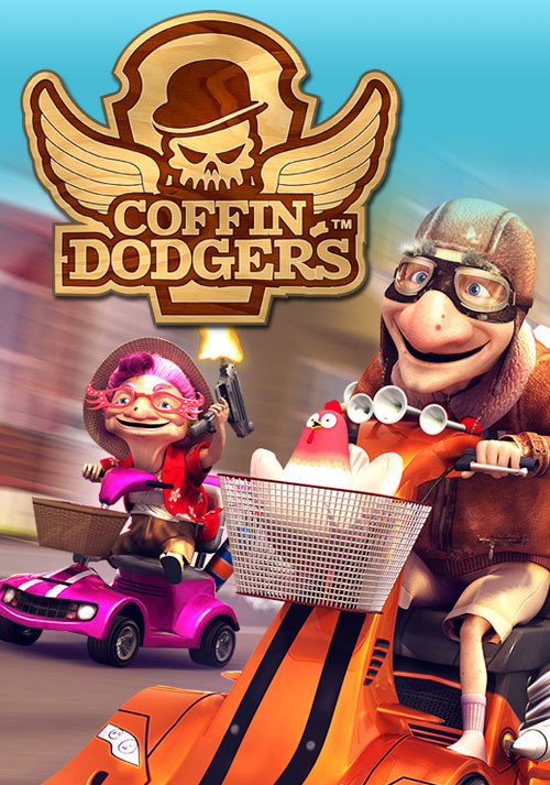 Coffin Dodgers - Cover