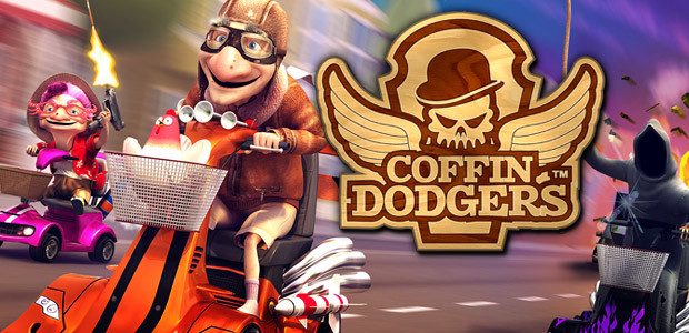 Coffin Dodgers - Cover / Packshot
