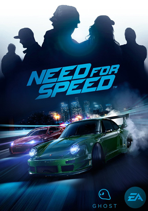 Need for Speed - Cover / Packshot
