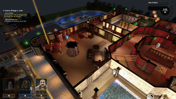 Screenshot1 - Crookz - The Big Heist