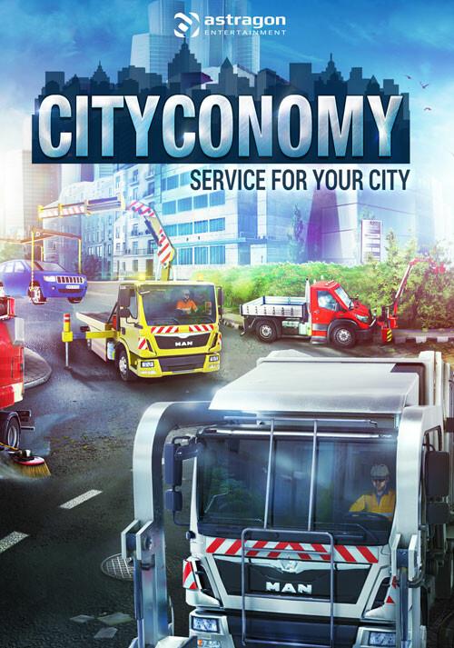 Cityconomy - Cover / Packshot