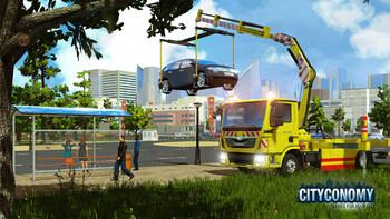 Screenshot5 - Cityconomy