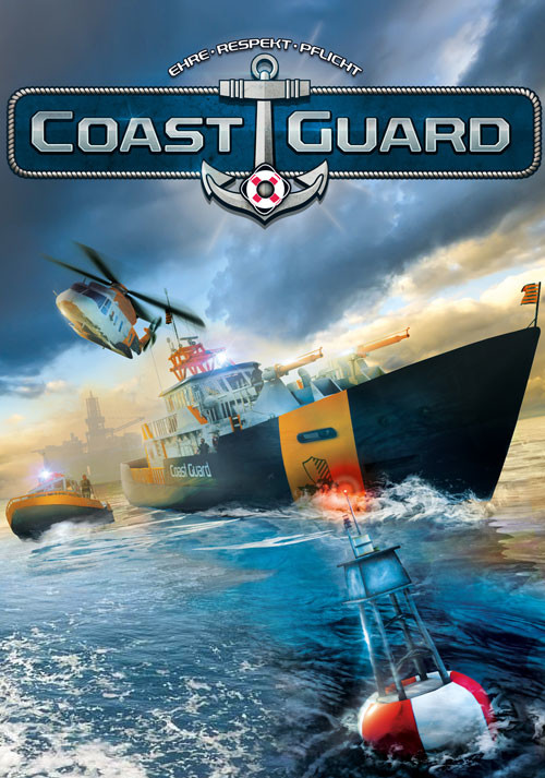 Coast Guard - Cover / Packshot