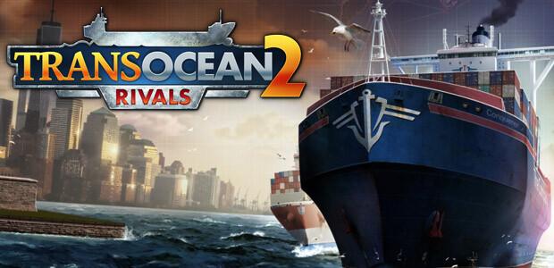 TransOcean 2: Rivals - Cover / Packshot