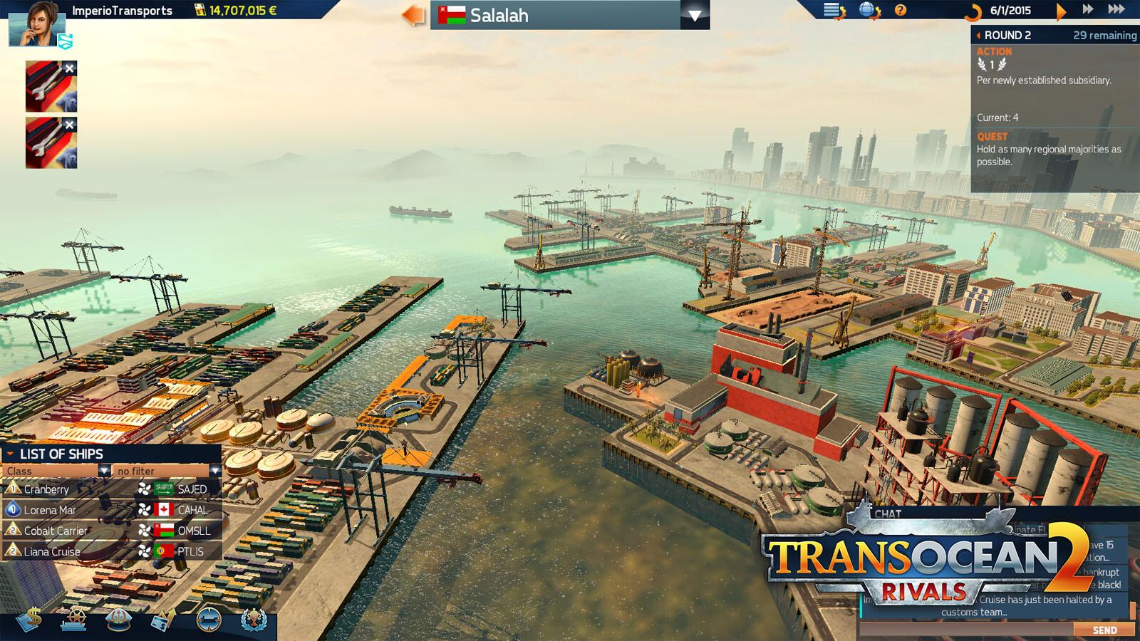 TransOcean 2: Rivals For Mac