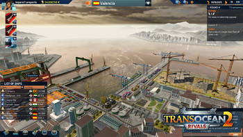 Screenshot1 - TransOcean 2: Rivals