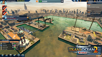 Screenshot2 - TransOcean 2: Rivals