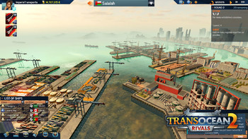Screenshot3 - TransOcean 2: Rivals