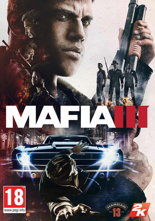 Mafia III - Cover