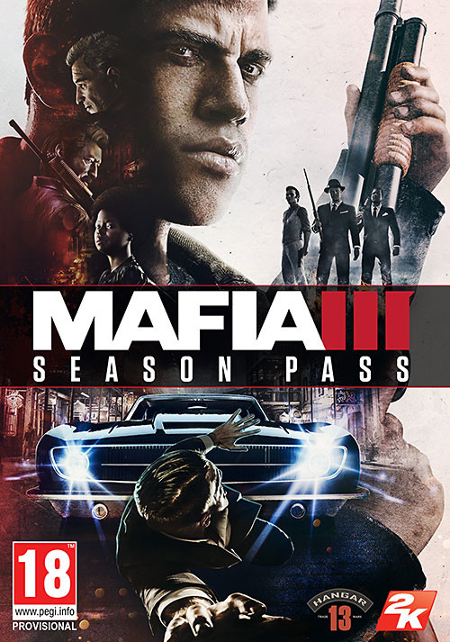Mafia III Season Pass - Cover