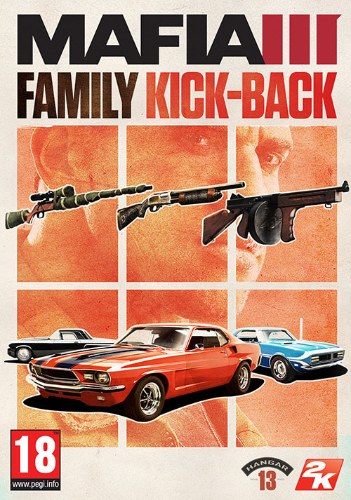 Mafia III - Family Kick Back (DLC) - Cover / Packshot