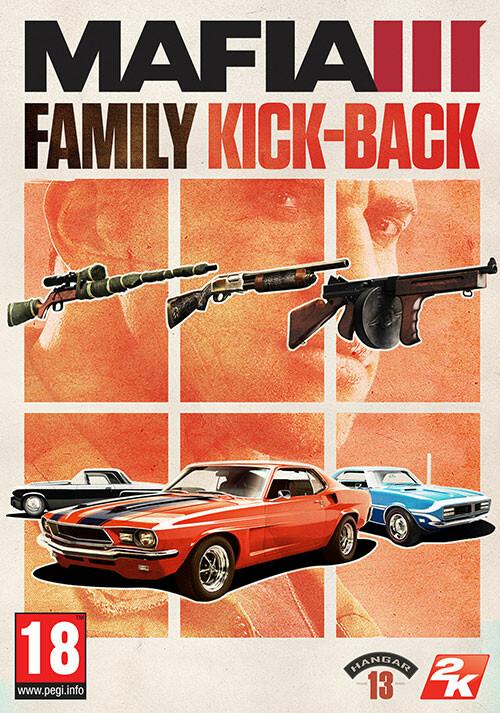 Mafia III - Family Kick Back (DLC) - Cover