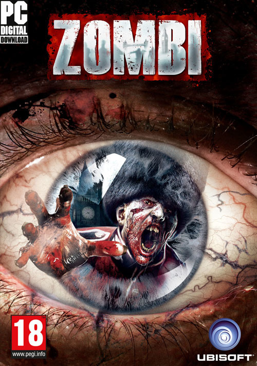 Zombi - Cover / Packshot