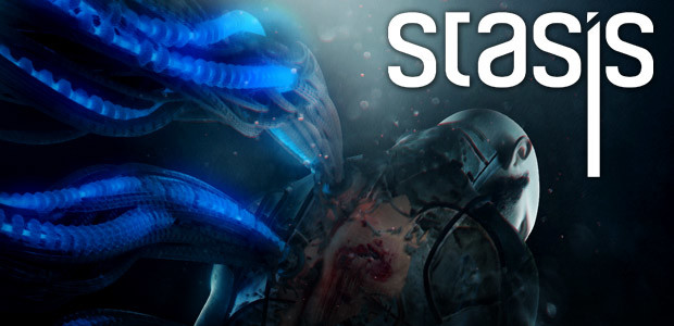 STASIS - Cover / Packshot