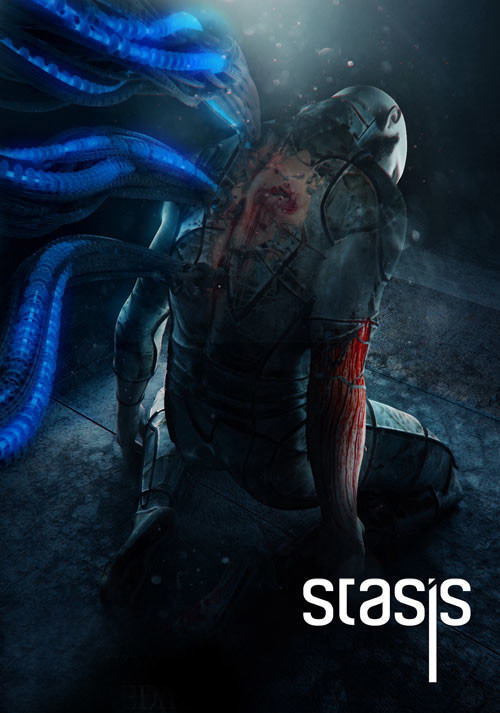 STASIS - Cover / Packshot