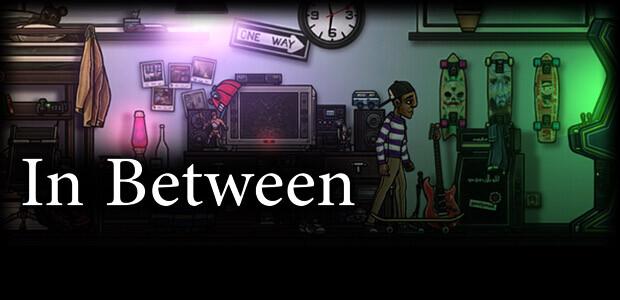 In Between - Cover / Packshot
