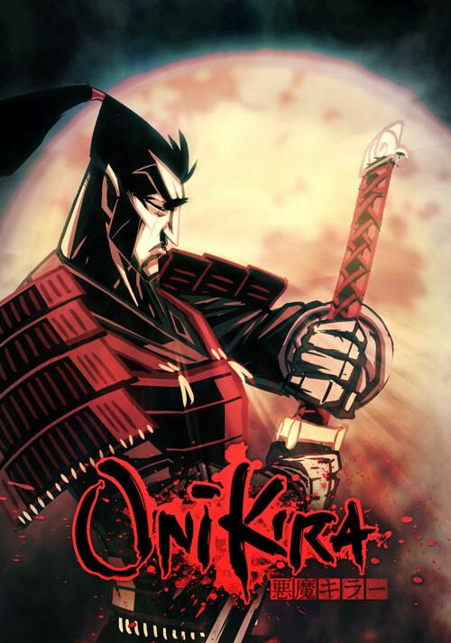 Onikira - Demon Killer - Cover / Packshot
