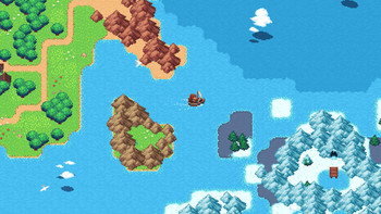 Screenshot2 - Evoland 2