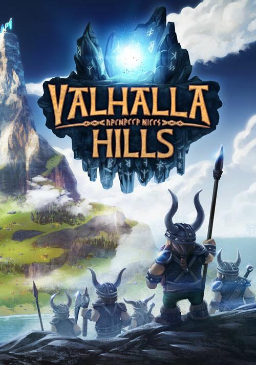 Valhalla Hills - Cover