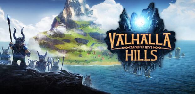 Valhalla Hills - Cover / Packshot