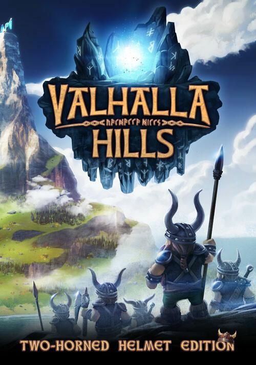Valhalla Hills - Two-Horned Helmet Edition - Cover / Packshot
