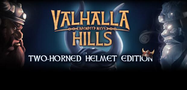 Valhalla Hills - Two-Horned Helmet Edition