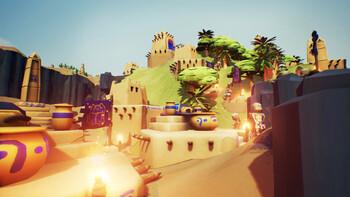 Screenshot1 - Valhalla Hills – Sands of the Damned DLC