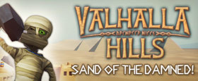 Valhalla Hills – Sands of the Damned DLC