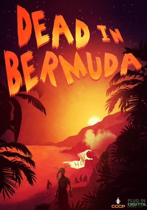 Dead In Bermuda - Cover / Packshot