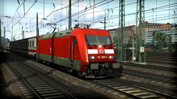 Screenshot1 - Train Simulator: Munich - Rosenheim Route Add-On