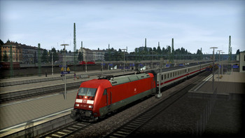 Screenshot4 - Train Simulator: Munich - Rosenheim Route Add-On